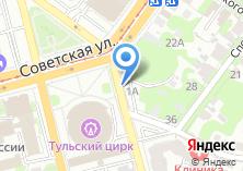 Компания «Авто-Н» на карте