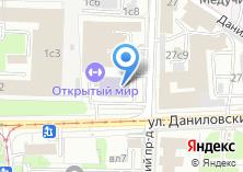 Компания «Б-Правосудие» на карте