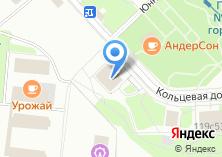 Компания «Плюс» на карте