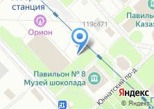 Компания «Порт» на карте