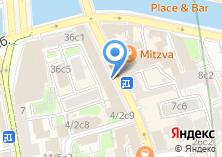 Компания «Росбанк» на карте