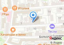 Компания «Александр Добровинский и партнеры» на карте