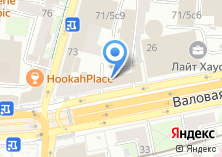 Компания «РосГеоПроект» на карте