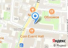 Компания «РуссНефть» на карте