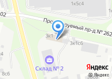 Компания «МИКС ГЛАЗ» на карте