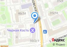Компания «Ирваль» на карте