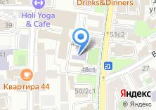 Компания «ИНАСАН» на карте