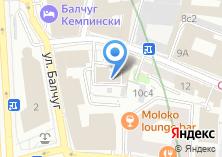 Компания «Храм Великомученика Георгия Победоносца в Ендове» на карте