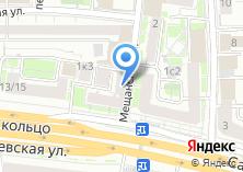 Компания «КБ Огни Москвы» на карте