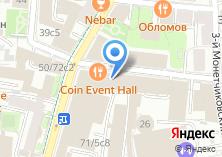 Компания «Сентор Софтвер» на карте