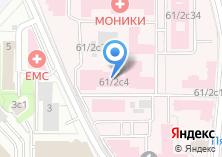 Компания «Московский областной научно-исследовательский клинический институт им. М.Ф. Владимирского» на карте