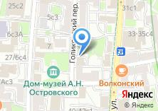Компания «Арбитражный третейский суд» на карте
