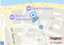 Компания «ПРОФИ-КАРЬЕРА» на карте