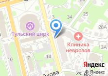 Компания «Герда» на карте