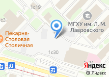 Компания «Мостелеком» на карте