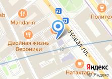Компания «РГО» на карте