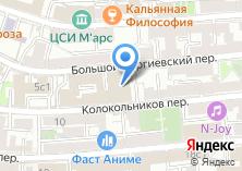 Компания «Шварцкопф Профешнл» на карте