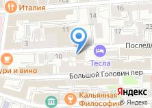 Компания «SHARM» на карте