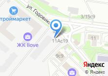 Компания «На Бочкова» на карте