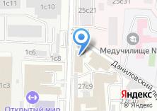 Компания «Сорокопут» на карте