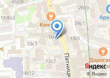 Компания «WebRakurs» на карте