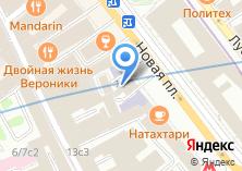 Компания «Храм святого Иоанна Богослова под Вязом» на карте