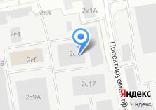 Компания «Polus» на карте