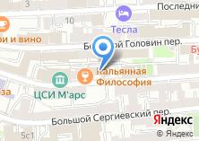 Компания «ACproduction» на карте