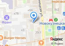Компания «Бонвиван» на карте