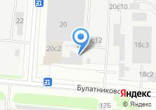 Компания «Империя посуды» на карте