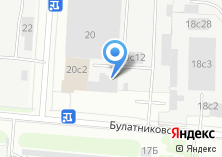 Компания «Бизнес секьюрити» на карте