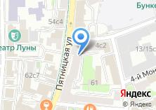 Компания «НТ» на карте