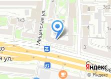 Компания «Горячие туры» на карте