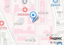 Компания «МОНИКИ» на карте
