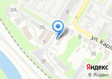 Компания «Автосвар» на карте
