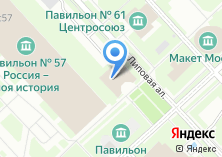 Компания «Monplaisir» на карте