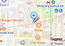Компания «Комфорт-Москва» на карте