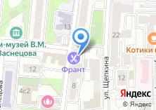 Компания «Трактир на Мещанской» на карте