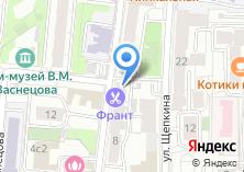 Компания «SOFRA» на карте