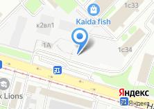 Компания «BrandStudio» на карте