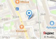Компания «РТстройтех» на карте