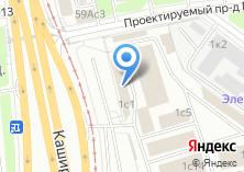 Компания «Магазин инструмента и крепежа» на карте