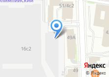 Компания «Фабрика сквоша» на карте