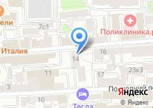 Компания «Элефант-Тур» на карте