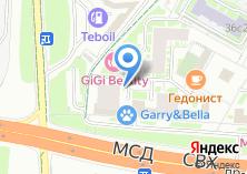 Компания «Лимузинчики.РФ» на карте