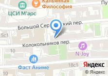 Компания «ИСЗС-Монтаж» на карте