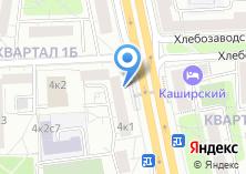 Компания «Мастеровой-631» на карте