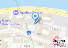 Компания «ГЭОТАР-Медиа» на карте