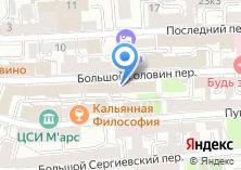 Компания «Solvex» на карте
