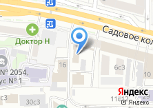 Компания «Городской центр жилищных субсидий» на карте